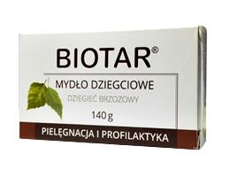Biotar - mydło dziegciowe